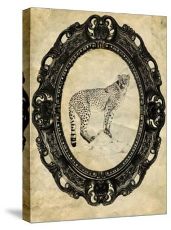 Framed Cheetah-THE Studio-Stretched Canvas Print