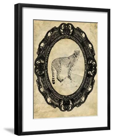 Framed Cheetah-THE Studio-Framed Premium Giclee Print