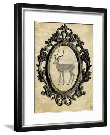 Framed Gazelle-THE Studio-Framed Premium Giclee Print