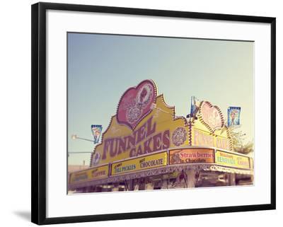 Funnel Cakes-Libertad Leal-Framed Premium Photographic Print