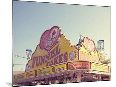 Funnel Cakes-Libertad Leal-Mounted Premium Photographic Print