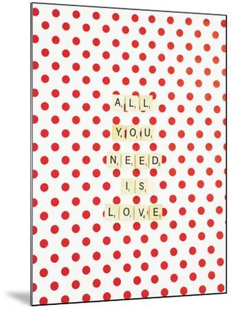 All you Need is Love-Libertad Leal-Mounted Premium Photographic Print