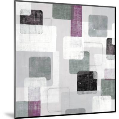 Tiles B-JB Hall-Mounted Premium Giclee Print