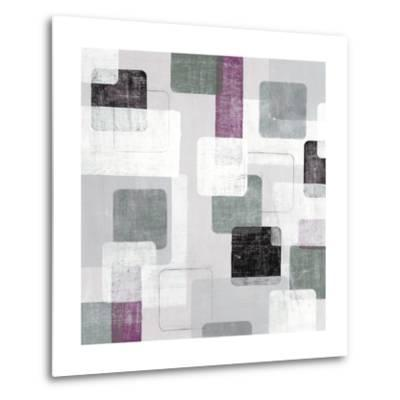 Tiles B-JB Hall-Metal Print