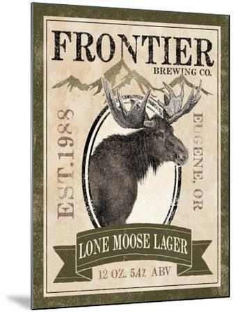 Frontier Brewing II-Laura Marshall-Mounted Art Print