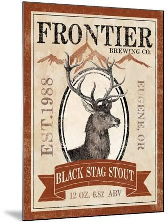Frontier Brewing I-Laura Marshall-Mounted Art Print