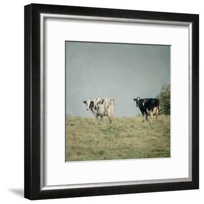 Neutral Country III Crop-Elizabeth Urquhart-Framed Art Print