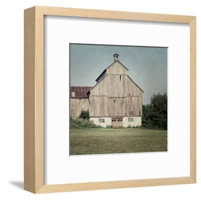 Neutral Country IV Crop-Elizabeth Urquhart-Framed Art Print