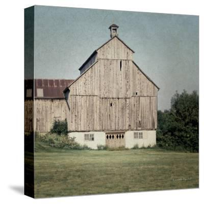 Neutral Country IV Crop-Elizabeth Urquhart-Stretched Canvas Print