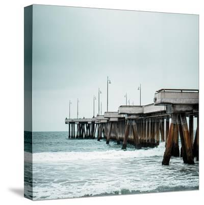Pacific Cool II-Elizabeth Urquhart-Stretched Canvas Print