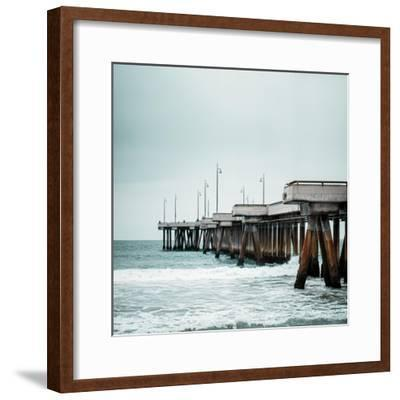 Pacific Cool II-Elizabeth Urquhart-Framed Art Print