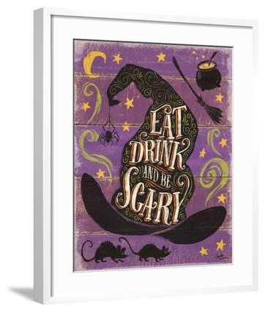 Fright Night II-Janelle Penner-Framed Art Print