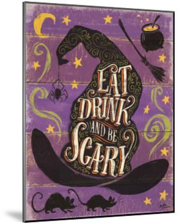 Fright Night II-Janelle Penner-Mounted Art Print