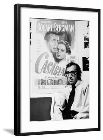 Woody Allen, Play it Again, Sam, 1972--Framed Photographic Print