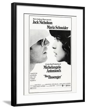 The Passenger, 1975 (Professione: Reporter)--Framed Giclee Print