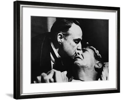 Marlon Brando, the Godfather, 1972--Framed Photographic Print