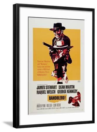 Bandolero!, 1968--Framed Giclee Print