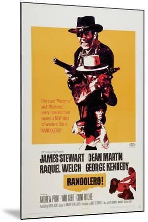 Bandolero!, 1968--Mounted Giclee Print