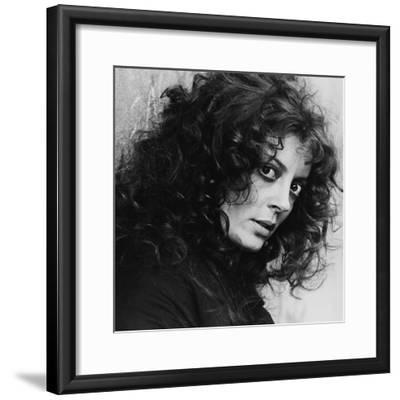 Susan Sarandon, King of the Gypsies, 1978--Framed Photographic Print