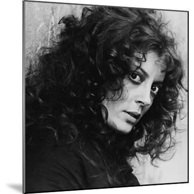 Susan Sarandon, King of the Gypsies, 1978--Mounted Photographic Print