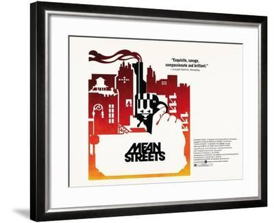 Mean Streets, 1973--Framed Giclee Print