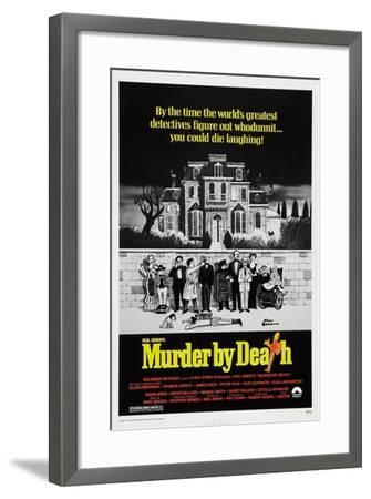 Murder by Death, 1976--Framed Giclee Print
