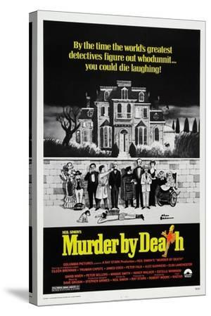 Murder by Death, 1976--Stretched Canvas Print