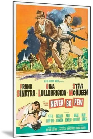 Never So Few, 1959--Mounted Giclee Print