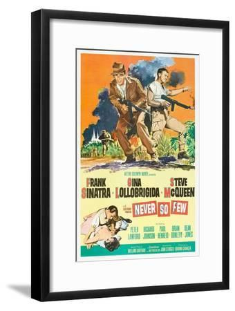 Never So Few, 1959--Framed Giclee Print