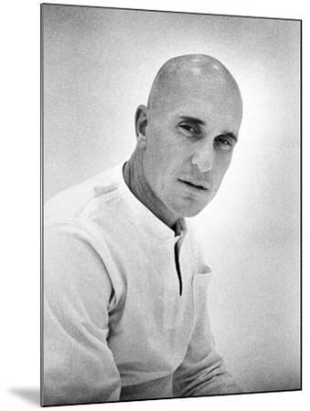 Robert Duvall, Thx 1138, 1971--Mounted Photographic Print