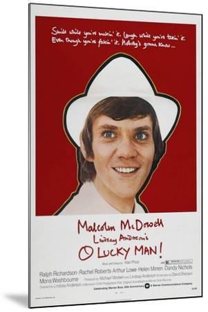 O Lucky Man!, 1973--Mounted Giclee Print