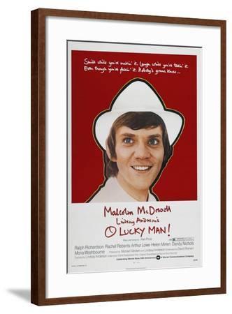 O Lucky Man!, 1973--Framed Giclee Print
