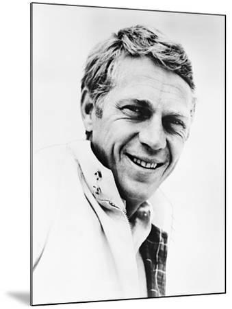 Steve Mcqueen--Mounted Photographic Print