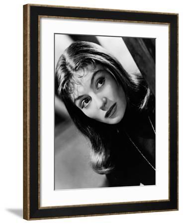 Anouk Aimee--Framed Photographic Print