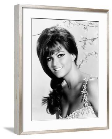 Claudia Cardinale--Framed Photographic Print