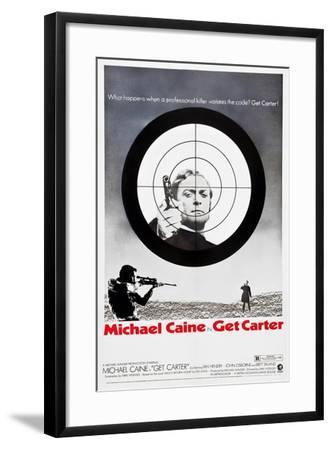 Get Carter, 1971--Framed Giclee Print