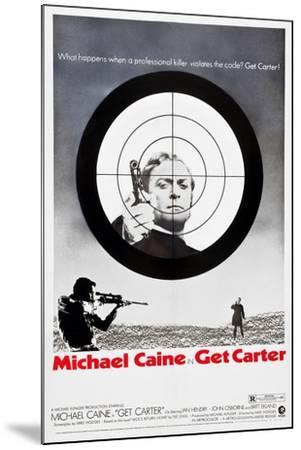 Get Carter, 1971--Mounted Giclee Print