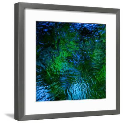 Monets Pool II-Doug Chinnery-Framed Photographic Print