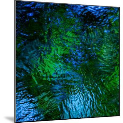 Monets Pool II-Doug Chinnery-Mounted Photographic Print