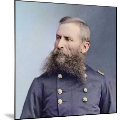 Civil War Portrait of General George Crook-Stocktrek Images-Mounted Photographic Print
