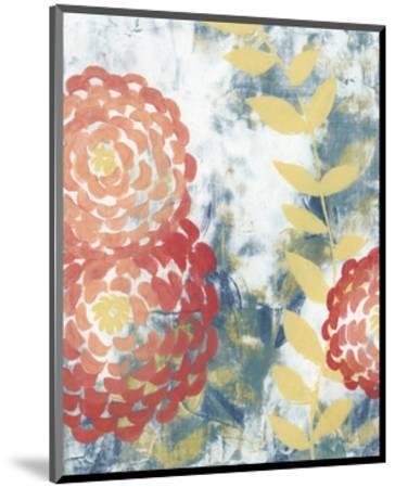 Spring Aria I-Grace Popp-Mounted Art Print