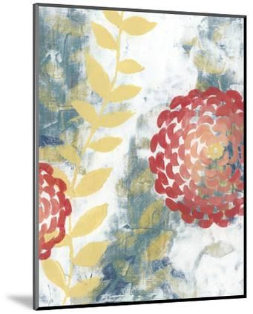 Spring Aria II-Grace Popp-Mounted Art Print