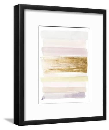 Pastel Sweep II-Grace Popp-Framed Art Print