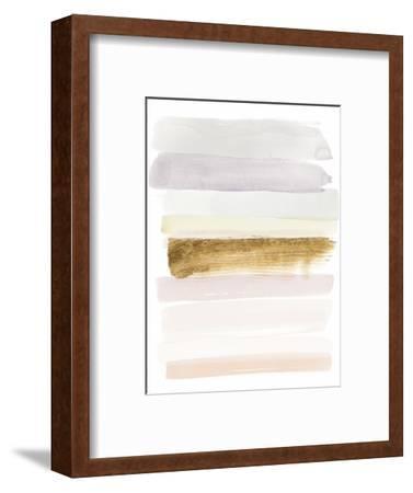 Pastel Sweep I-Grace Popp-Framed Art Print