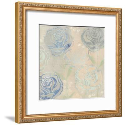 Rose Cache II-Grace Popp-Framed Art Print
