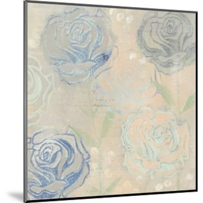 Rose Cache II-Grace Popp-Mounted Art Print