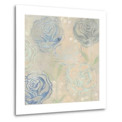 Rose Cache II-Grace Popp-Metal Print