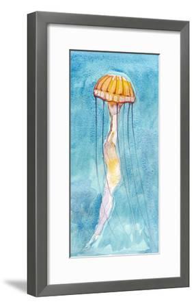 Nettle I-Alicia Ludwig-Framed Art Print