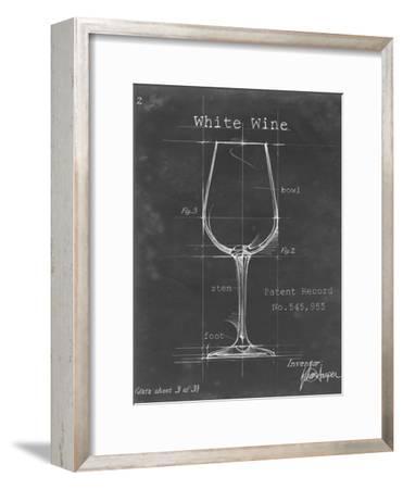 Barware Blueprint IV-Ethan Harper-Framed Premium Giclee Print