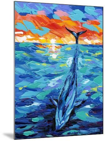 Ocean Friends II-Carolee Vitaletti-Mounted Art Print